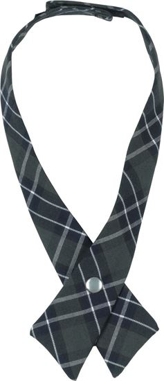 Picture of FBE43V - Girl's Cross Tie with Velcro closure