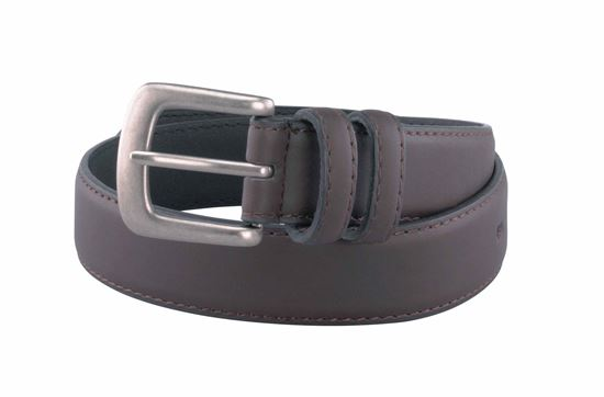 "Picture of FBE166 - 1 1/4"" Smooth Leather Belt"
