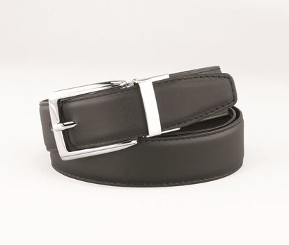 "Picture of FBE202 -  1 1/4"" Flip Buckle Reversible Belt"